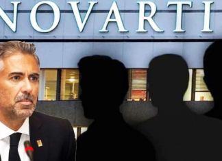 Διώξεις στον Φρουζή και 7 στελέχη της Novartis για το σκάνδαλο δωροδοκιών
