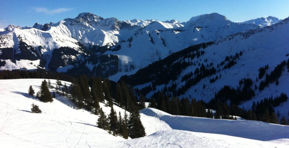 European Travel Magazine loves to ski!