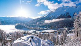European Travel Magazine loves St. Moritz