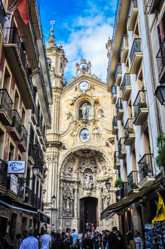 Located perfect for hiking in the Pyrenees or lazing by the beach it's no wonder that it was elected European Capitol of Culture in 2016