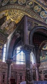 Inside the stunning Euphrasian Basilica in Poreč