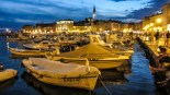 Rovinj is a popular destination on the Istria