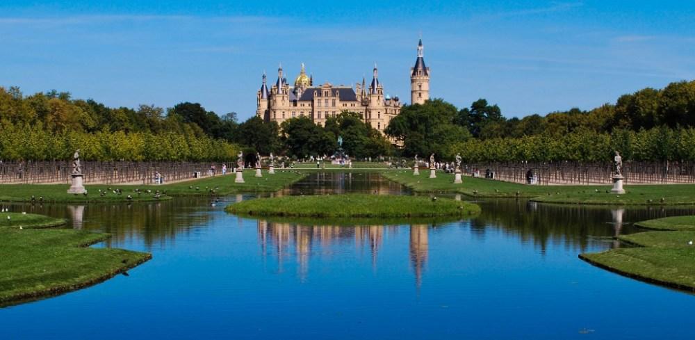 European Travel Magazine @ Schwerin Castle