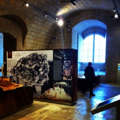 """""""Fortifications Interpretation Centre"""" is a must-see for those, who find history, architecture or engineering interesting"""