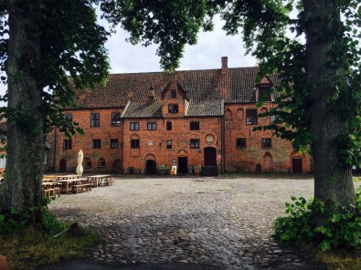 This medieval monastery is itself a king among Danish monasteries