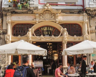 Majestic Café offers the most expensive coffee in town