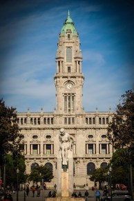 The imposing boulevard is lined with wonderful and majestic Art Nouveau buildings