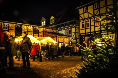 Quedlinburg is an outstanding example of a town with medieval foundations