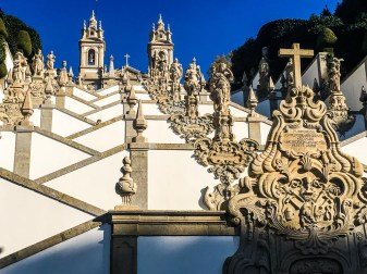 Many hilltops in Portugal and other parts of Europe have been sites of religious devotion since antiquity, and it is possible that the Bom Jesus hill, near Braga, was one of these. However, the first indication of a chapel over the hill dates from 1373
