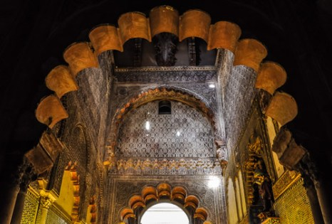 The Mezquita has its own, inner light