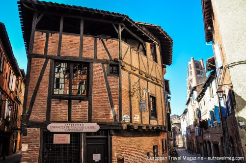 Maison du Vieil Alby the best chance to study a medieval village mansion from inside