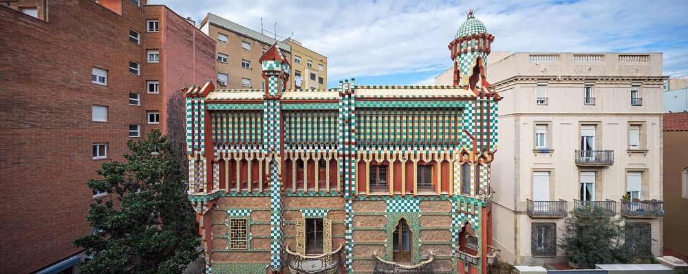 © Casa Vicens, Barcelona 2017. Photo by: Pol Viladoms