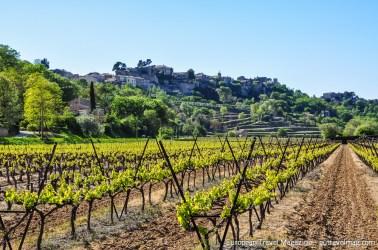 Ménerbes, one of the other Plus Beaux Villages de France