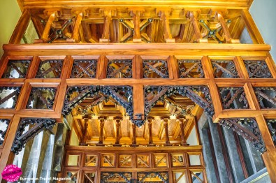 Amazing woodwork and workmanship