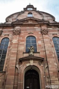 """""""Jesuitenkirche"""""""