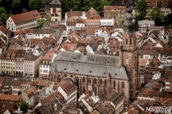 """Martin Luther visited """"Heiligengeistkirche"""" to defend his thesis"""