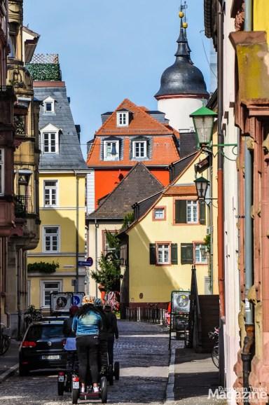 You can even do a Segway tour through Heidelberg!