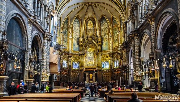Founded in the 9th century, the monastery is home to the statue of the Black Madonna, or the Virgin of Montserrat, which is said to have caused many miracles.