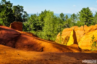 Roussillon - Fifty Shades of Ochre
