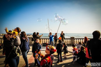 Sitges may have a colourful nightlife, but it's a great escape for children as well