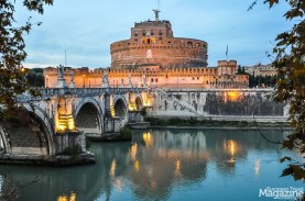 It has since housed a castle, a chapel, a lavish Papal residence, a prison and now a museum