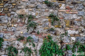 The city walls tell their own story