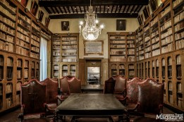 This library has been the intellectual epicentre of the Etruscan Academy for almost 300 years