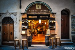 "An ""Enoteca"" is an establishment, usually in a town, where you can sample wines from a wide variety of local wine estates"