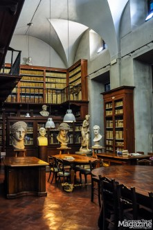 The library was established in 1801