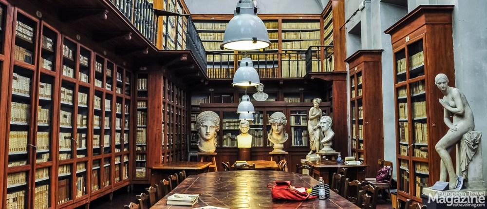 Biblioteca DellAccademia Di Belle Arti