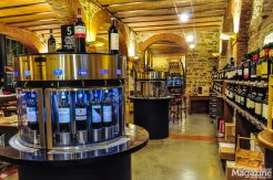 A great opportunity to taste different Chianti wines, is to head for the wine capital of Chianti