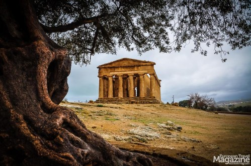 It is one of the main attractions of Sicily as well as a national monument of Italy