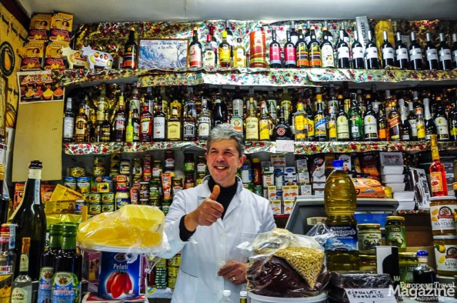 Another reason to visit Sicily are the people: charming, curious and crazy
