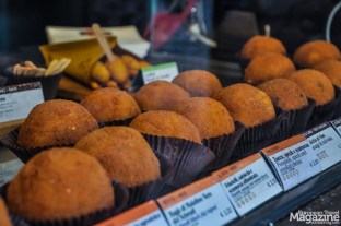 "Another popular street food all over Sicily is the ""Arancina"""