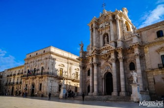 Siracusa and its diverse architectural patrimony made it to the UNESCO list