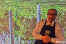 Andrea; connoisseur, sommelier and orchestrator of your Vernaccia wine tasting