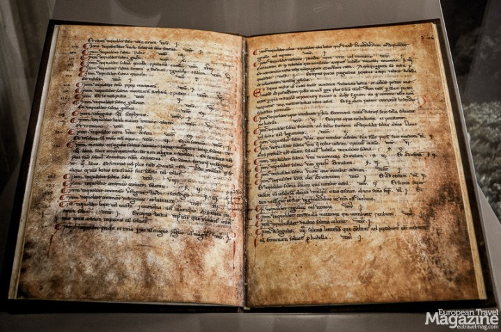 The first mention of Vernaccia di San Gimignano is in a tax document from 1276