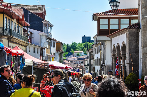 """At the """"Feira das Cantarinhas"""" in the first weekend of May, Bragança comes alive"""