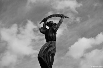 Liberation Monument at Citadel