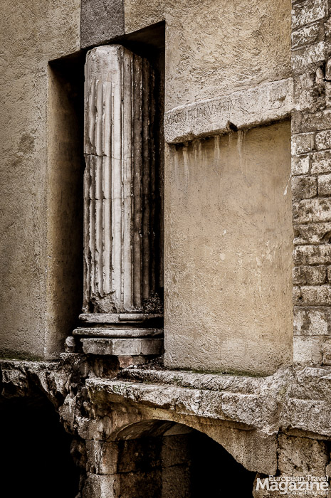 The industrious Romans are responsible for the many ancient monuments that bejewels the city