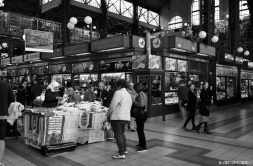 Tourists at Great Market Hall