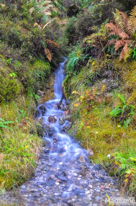 The upside of Scottish rain is a lot of waterfalls!