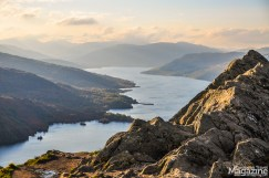 """Arriving in Trossachs National Park is like arriving in The Shire after you've been """"there and back again"""" to the Lonely Mountains"""