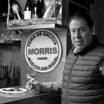 José Banelos, aka El Morris