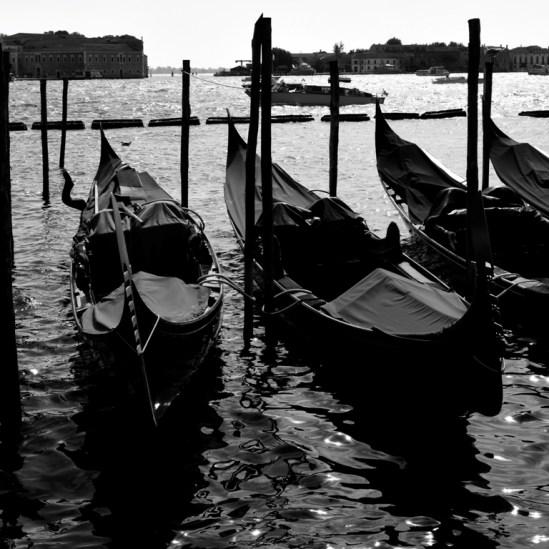 Gondolas, who does not love them ...