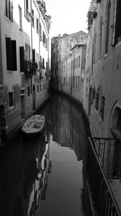 Hidden canals...hidden secrets...hidden memories