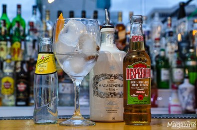 Try their local gin called Macaronesia Gin!