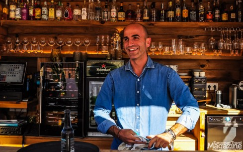 The passion of owners Alexandra and Paco is felt everywhere in the hotel, design and rooftop bar