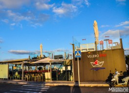 Another marina venue is Velero 1906