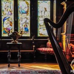 The serene Music Room